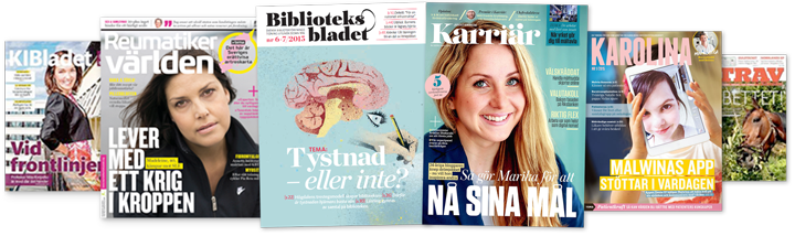 collage-tidningar